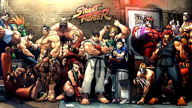 Street FighterV